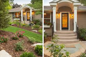front yard landscaping in minneapolis mn southview design