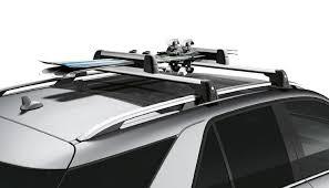 porta snowboard per auto portasci e porta snowboard standard trasporto sul tetto per