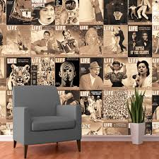 1 wall murals architectural wall decals touch of modern creative collage life icons