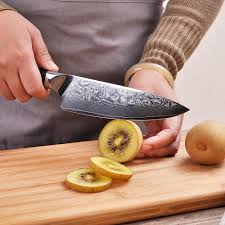premium kitchen knives 6 5 premium chef knife damascus steel japanese styled cutlery supply