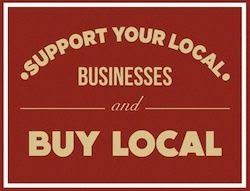 8 best buy local signs images on buy local did you