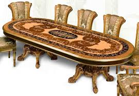 Expensive Dining Room Furniture 11 Luxury Dining Furniture Exquisite Empire Style Dining Set