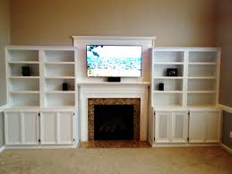 wall units charming built in entertainment centers built in entertainment center with fireplace white wooden