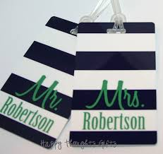 honeymoon shower gift ideas travel tags for him check out other bridal shower gift ideas