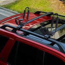 Ford Escape Kayak Rack - 2 pair canoe boat kayak roof rack vehicle water sport board