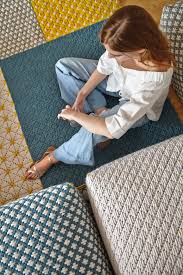 Fabric Rug Silaï Rug By Gan Design Charlotte Lancelot