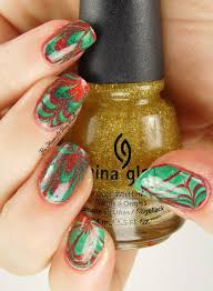 12 days of christmas nail art challenge freestyle be happy and