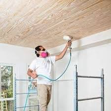 pitturare soffitto tinteggiare una parete pitturare