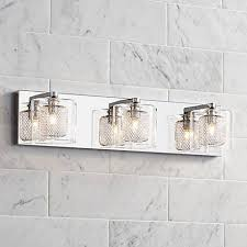 Lamps Plus Bathroom Lighting by Possini Euro Design Zatara 20 1 2