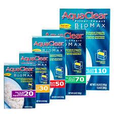 hagen aquaclear aquaclear biomax filter insert aquarium filter bio