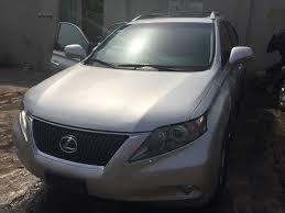 lexus rx 350 for sale nairaland 2010 lexus rx350 full option autos nigeria