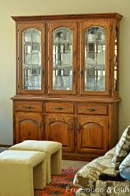 how much is my china cabinet worth miss mustard seed milk paint china cabinet makeover