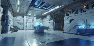 artstation sci fi room mick jundt u2026 pinteres u2026