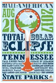Tennessee travel posters images 2017 total solar eclipse tennessee space art travel bureau jpg