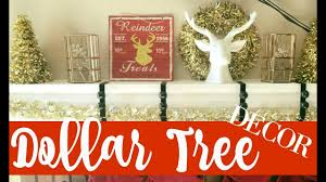 christmas decorations dollar tree 2017 youtube