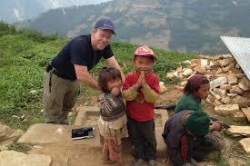 tim collins usc price alum leads medical response team in nepal usc news