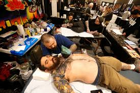 bay area tattoo convention focuses on the artists