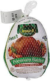 fresh whole turkey jennie o turkey store whole turkey breast fresh premium basted