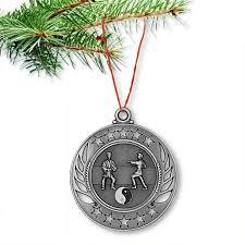 martial arts yin yang ornament karate tree