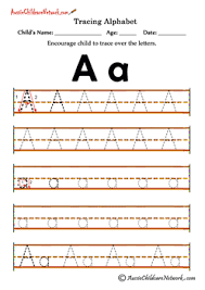 printable alphabet tracing letters free tracing alphabet worksheets aussie childcare network