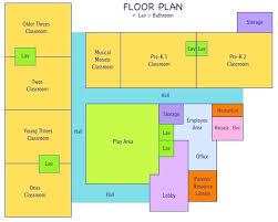 Preschool Floor Plans Facility Pb U0026j Day Preschool Franklin Tn