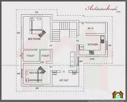 best 1600 square feet four bed room house plan architecture kerala