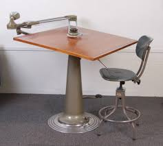 Drafting Table Furniture 1950s Nike Architects Drafting Table Design Pinterest