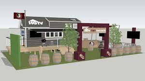 Tiny Houses Hgtv Hgtv Is Bringing The Tiny Tailgate To Your College Town Hgtv U0027s
