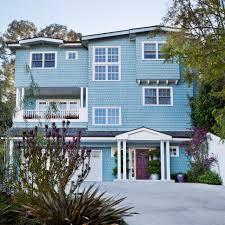 royal purple crisp white house paint ideas color scheme house