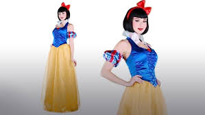 Halloween Costumes Snow White Womens Disney Princess Snow White Costume