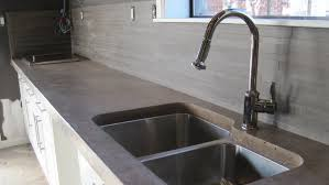 Concrete Kitchen Sink by How Much Do Concrete Countertops Cost Angie U0027s List