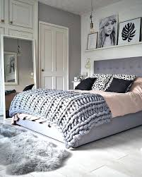 bedroom black white gray bedroom decor design idea size