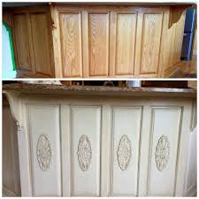 add wood decals to cabinets kitchens pinterest woods and