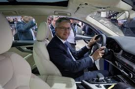 audi ceo audi ceo may not stay through 2022 due to board pact report says