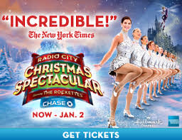 christmas spectacular tickets radio city show corporateoffers discount offer