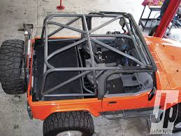 jeep hardtop custom hard top eco skeleton roll cage wutchamacallit pirate4x4 com