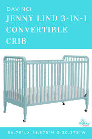 Babyletto Harlow 3 In 1 Convertible Crib by Davinci Jenny Lind 3 In 1 Convertible Crib Big Baby Small Space