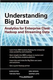 big data class understanding big data analytics for enterprise class hadoop and