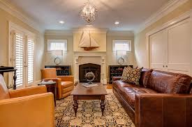 Pictures Of Living Rooms With Leather Furniture Living Room Design Leather Couches Living Room Decor