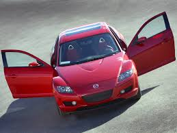 mazda recalls over 100 000 examples of the rx 8 in the u s