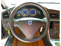 volvo steering wheel s60 s60r xc90 premium steering wheel trim and buttons