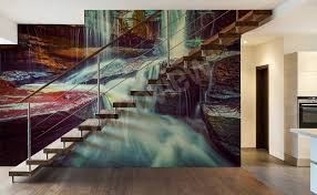 murals waterfall to size of wall myloview com go to the product waterfall wall mural