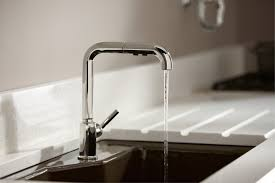 kohler elate kitchen faucet kitchen faucets splash galleries