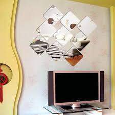 online get cheap mirror art wall decor aliexpress com alibaba group