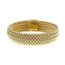 gold mesh bracelet images 18k gold mesh bracelet deleuse fine jewelry couture jpg
