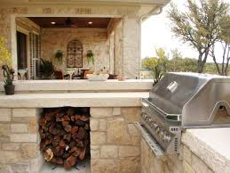 outdoor kitchen countertops pictures u0026 ideas from hgtv hgtv