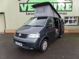 volkswagen grey 2010 vw t5 dsg campervan in grey venture campers