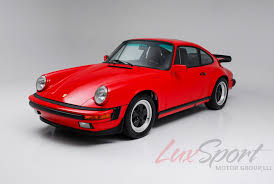 Porsche 911 Carrera - 1989 porsche 911 carrera coupe carrera stock 1989109 for sale