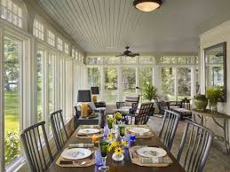 Modern Sunroom Rustic Sunroom Sunroom Dining Room Tennsat Dining Room Sunroom