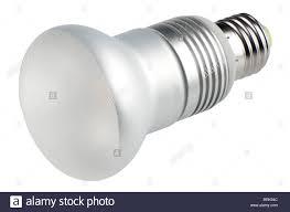 Led Light Bulbs Savings by Close Up Cut Out Shot Of An Energy Saving Led Light Bulb Stock